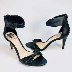 NEW Vince Camuto Black Heeled Sandals